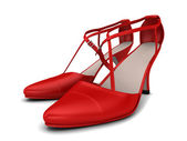 Woman shoes — Foto de Stock