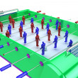 Stock Photo: Table Football