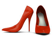 Women shoes — Stock fotografie
