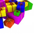 Surprises and gifts — Stock Photo