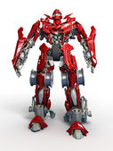 Transformador — Fotografia Stock
