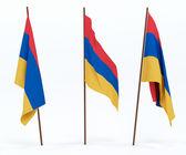 Flag of Armenia — Stock Photo