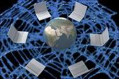 World Wide Web concept — Stock Photo