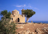 Protaras church — Stock Photo