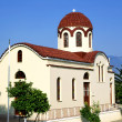 Kefalonia church - Stock Photo