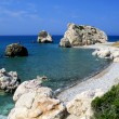 Aphrodite legendary birthplace - Stockfoto