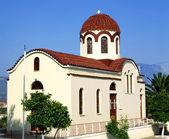 Kefalonia church — Stock Photo