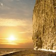 White cliff - Stock Photo