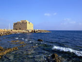 Paphos Fort — Stock Photo