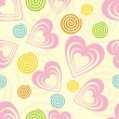 Royalty-Free Stock Vector Image: Hearts