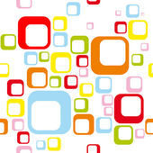Bright squares — Stock Vector