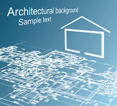 Architectural background. — Stock Photo