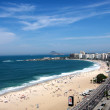 Copacabana- ethernal paradise — Stock Photo