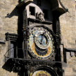 Magic clock of Prague — Stock Photo
