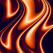 Silky fire - Stock Photo