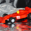Formula one car — Stockfoto