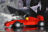 Formula one car — Stock Photo
