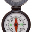 Stock Photo: Magnetic compass