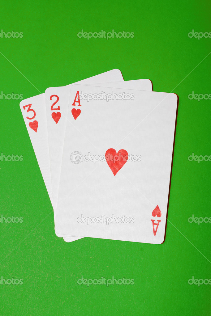 Card games  Stockfoto #1050387