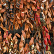 Footwear at arabic bazaar — Stock Photo #1283810