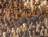 Souvenir on egyptian bazaar — Stock Photo