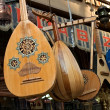 Stock Photo: Musical instrument in egyptibazaar