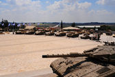 Armored Corps Museum — Stock Photo