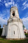 白色钟楼 — 图库照片