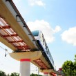 Stock Photo: Monorail