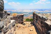 View To Jordan Valley — Stock Photo