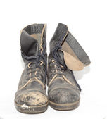 Old Boots. — Stock Photo