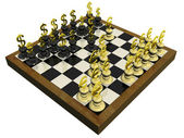 Chess(2) — Stockfoto