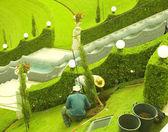 Gardeners — Stock Photo