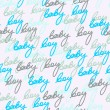Royalty-Free Stock Vectorielle: Baby boy