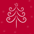 Royalty-Free Stock Imagen vectorial: Christmas tree