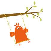 Swing — Stock Vector