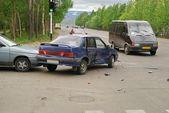 Accident — Stock Photo