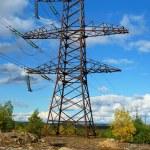 Power line — Stock Photo #1058844