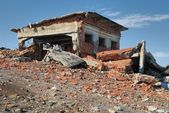 Ruins of the last century — Stock Photo