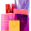 Presents bags — Stock Photo
