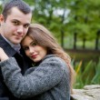 Young couple — Stock Photo #1139276