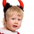 Royalty-Free Stock Photo: Little devil
