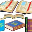 Royalty-Free Stock Imagen vectorial: Books