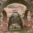 Ruins of a church — Stock Photo #1035063