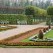 View of park in Pushkin — Stock Photo