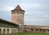 Suzdal monastery — Stock Photo