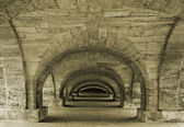 Old passage — Stock Photo