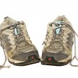 Old running shoes — Stock Photo #1041116