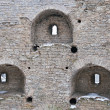 Medieval wall - Stock Photo