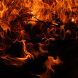 Beautiful fire — Stock Photo